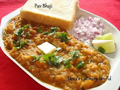 mumbai pavbhaji