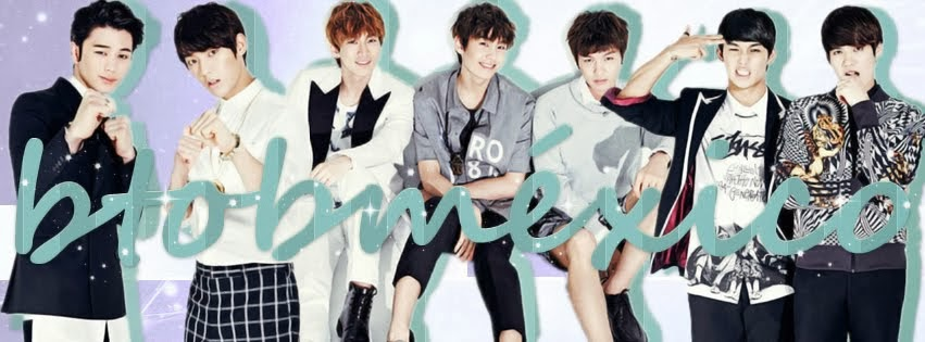 BTOB (Born TO Beat) México