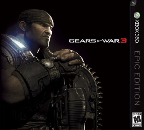 Gears War Ultimate SteelBook Physical Season