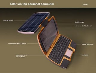 Laptop Tenaga Sinar Matahari Pertama di Dunia http://www.opoae.com/2013/02/laptop-tenaga-surya-pertama-di-dunia.html