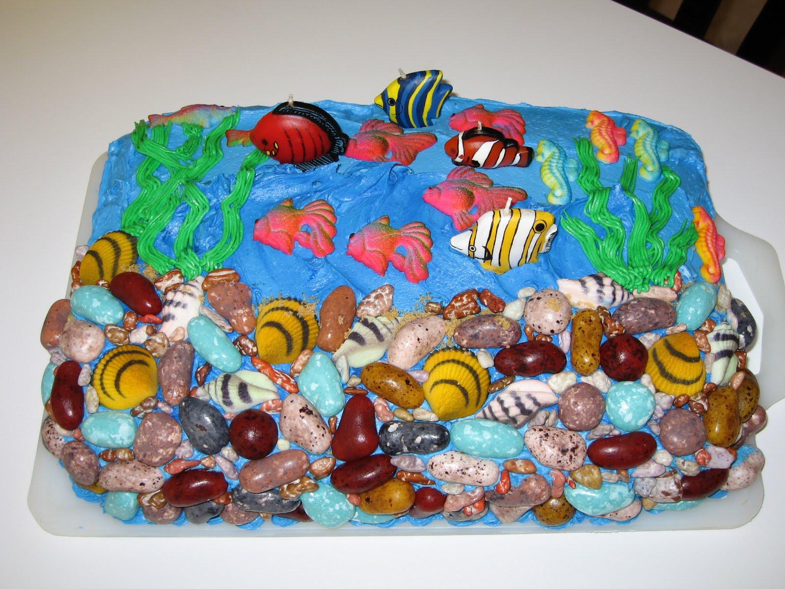 Birthday Present Cake Kirsetin Morello