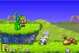 download game ps1 tanpa emulator Spongebob Squarepants Supersponge