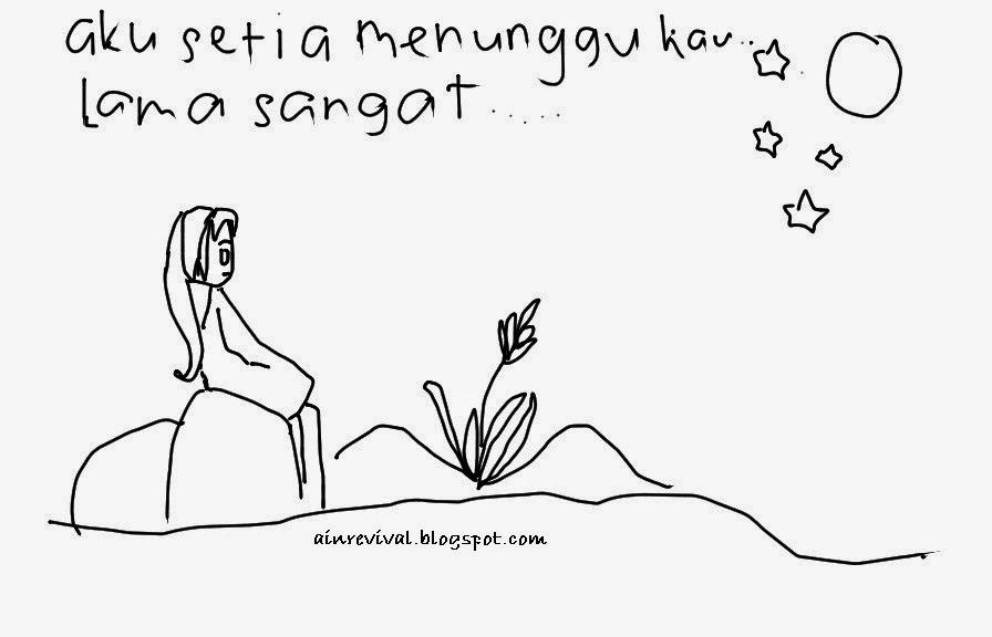 Waiting for True Love: Cerita Pendek Singkat