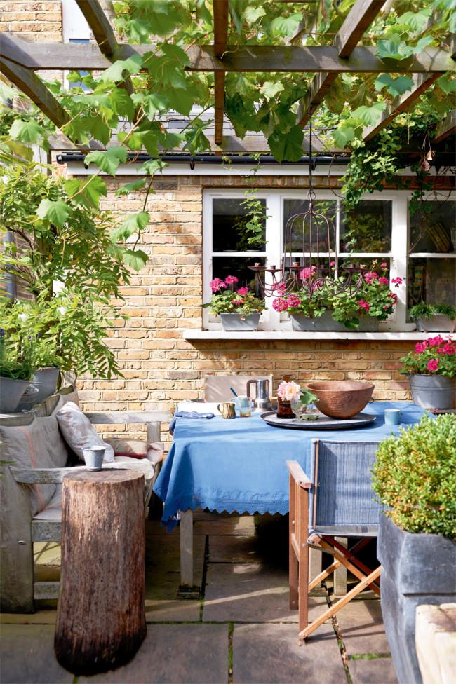 Londra'Da Stilist Bir Stilist Evi