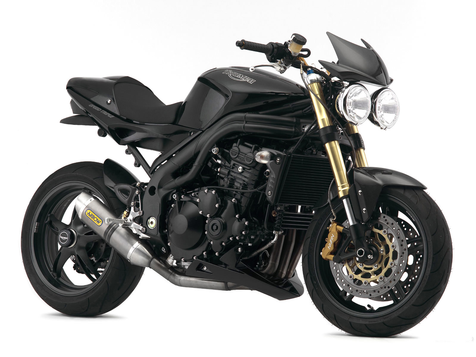 2007 triumph speed triple motorcycle photos and specifications. Black Bedroom Furniture Sets. Home Design Ideas