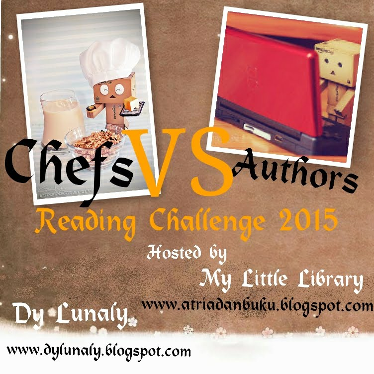 Chefs VS Authors Reading Challenge 2015