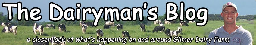 The Dairyman's Blog