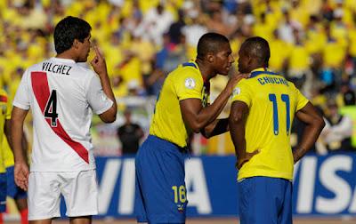 Ecuador 2 - 0 Peru (2)