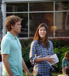 Dexter Season 8 shoot
