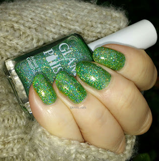 Glam Polish Patty O'Green