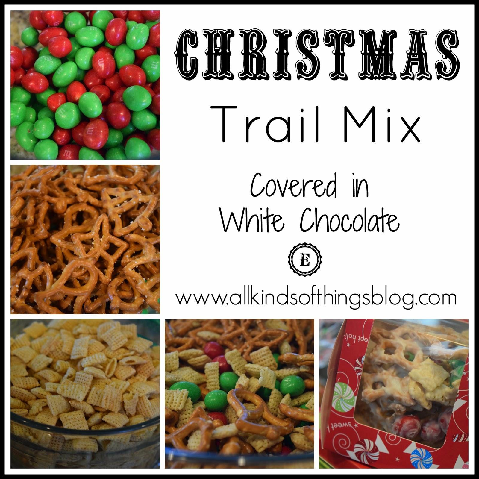 Christmas Trail Mix