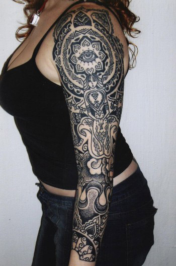 Sleeve Tattoo Ideas