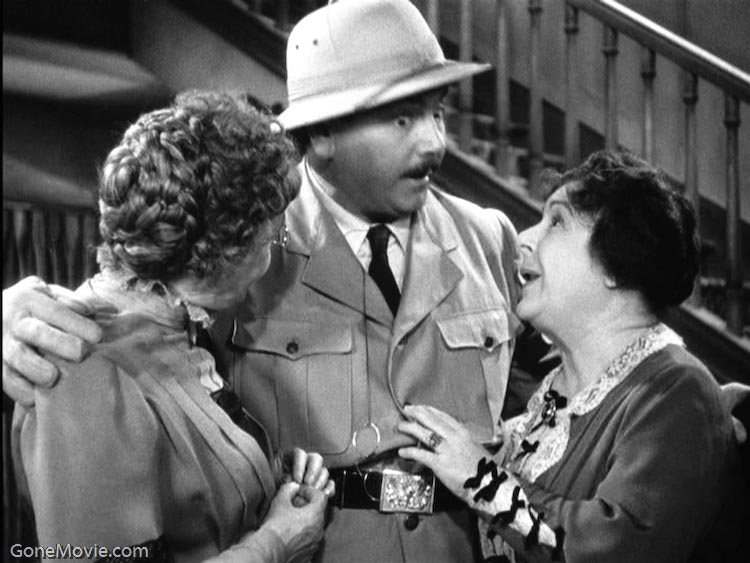 a character analysis of arsenic and old lace Arsenic and old lace is presented by special arrangement with  demise of the  popular character actor, however, the scene was removed from.