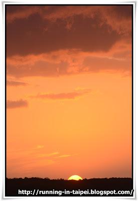日落富貴角