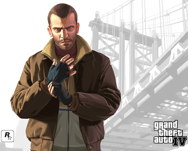 grand theft auto 4 rockstar games action adventure