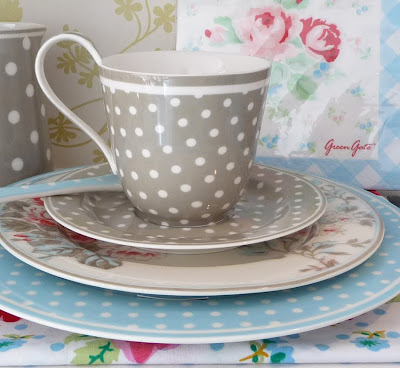 Greengate geschirr set