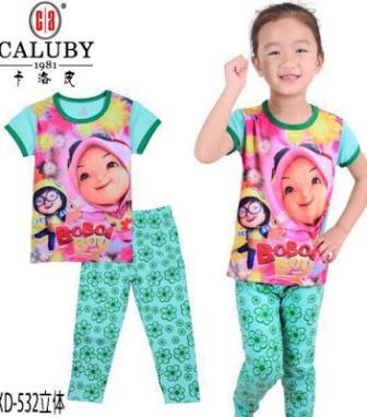 RM25 - Pyjama Boboiboy