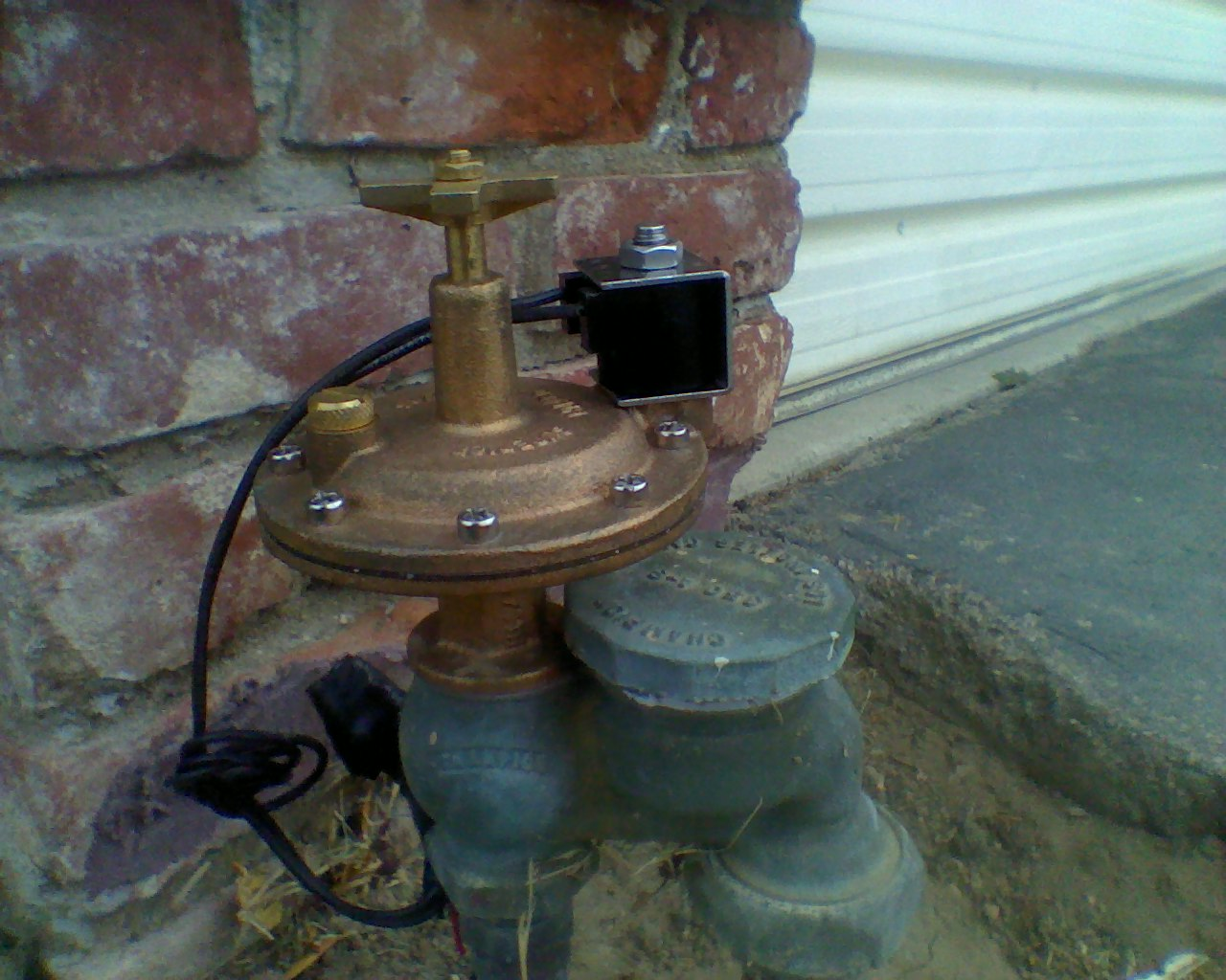 101sprinklers  Repair And Install Brass Automatic