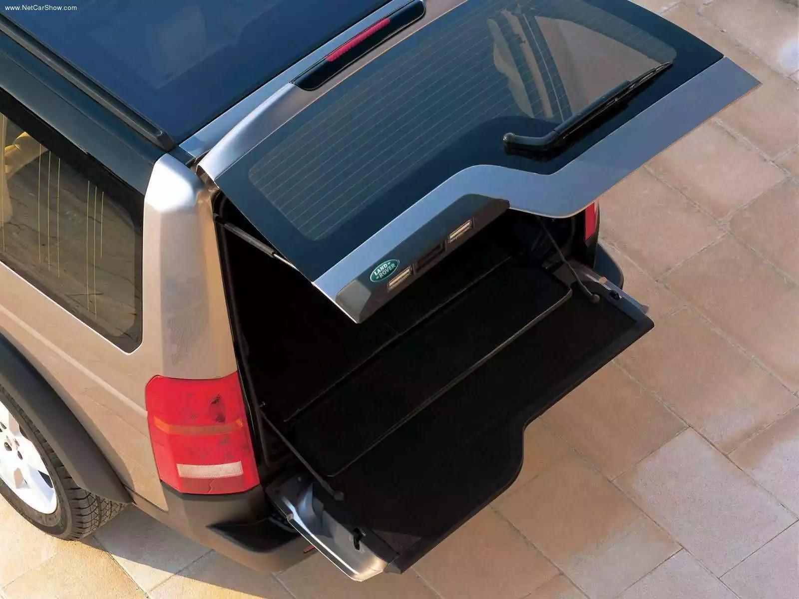 Hình ảnh xe ô tô Land Rover LR3 2005 & nội ngoại thất