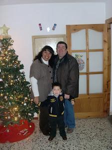 Feliz Navidad desde España