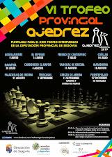 Trofeo Provincial de Ajedrez - Segovia 2019