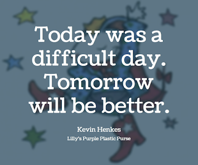 Kevin Henkes Quote