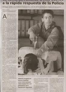 4. EL COMISARIO ERNESTO SANTAMARÍA PROFESOR