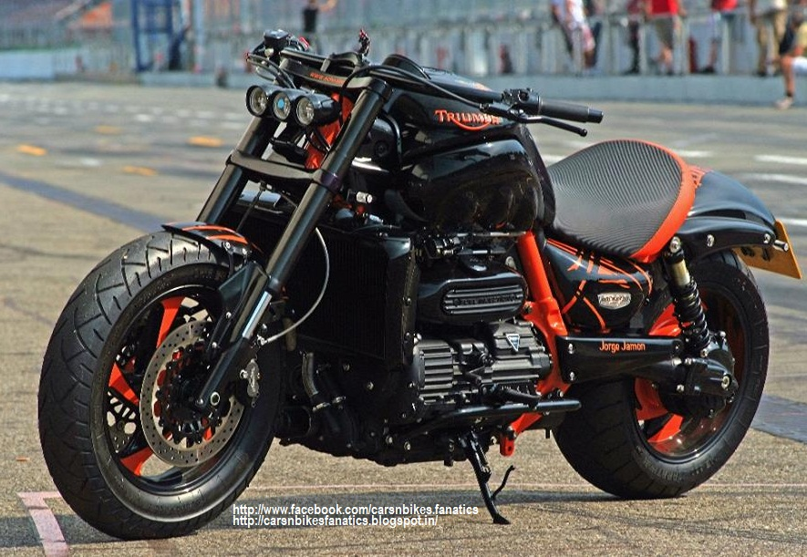 triumph rocket iii motorcycle - photo #26