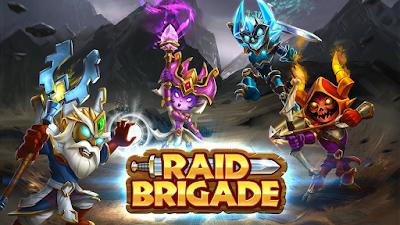 Raid Brigade v0.30.00 MOD Apk