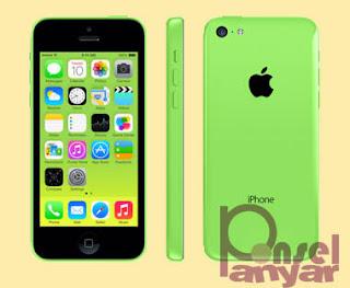 Harga Apple iPhone Semua Tipe/All Series Oktober 2014