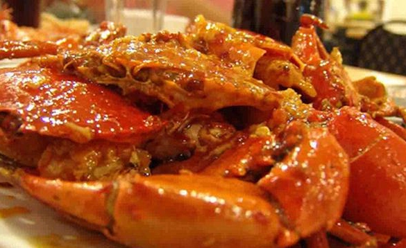 Chili Crab ~ asiadeli