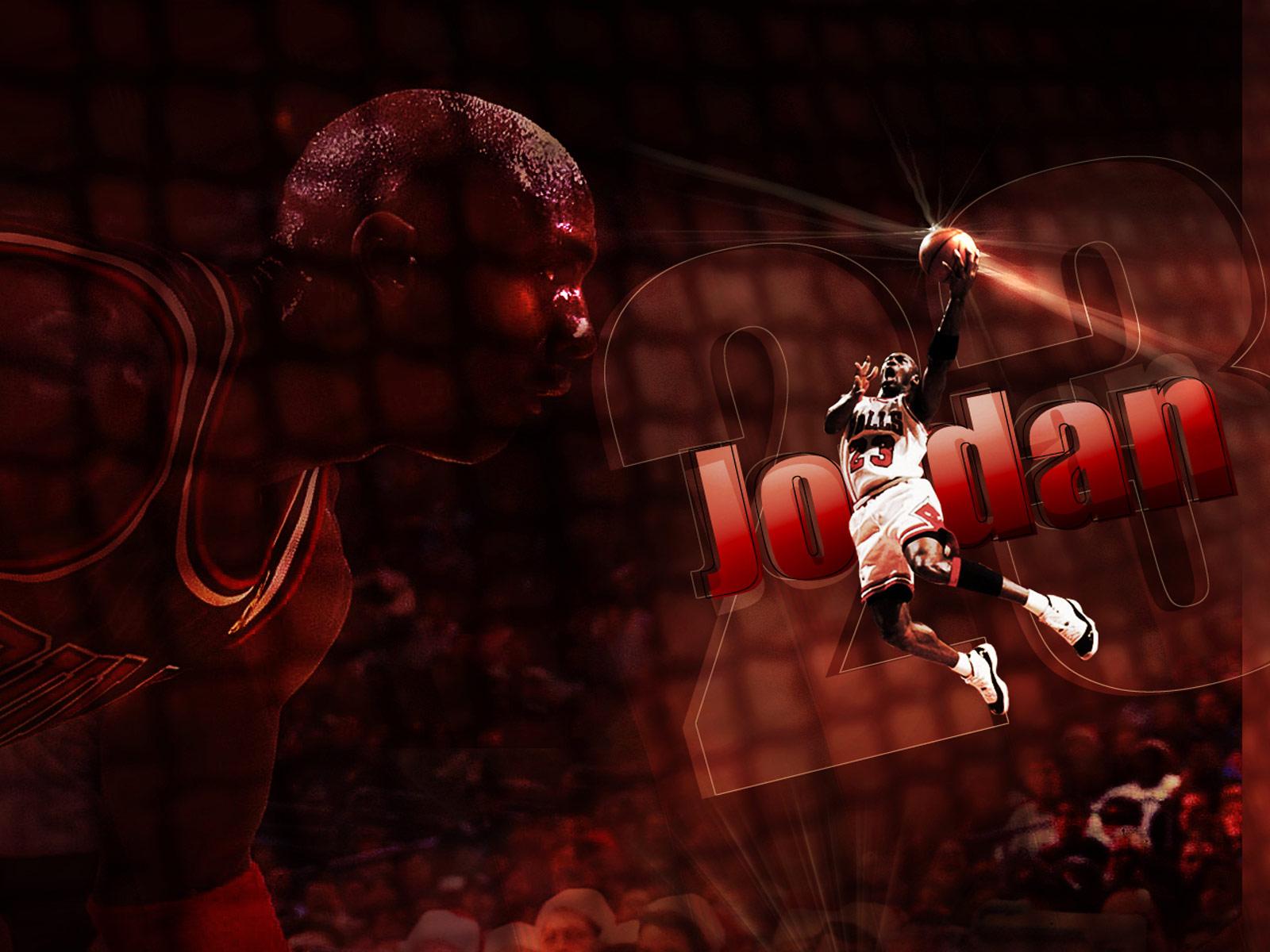 Cool Michael Jordan