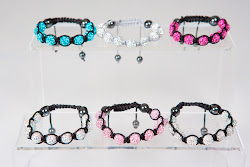 Crystal Couture Elite Collection - Designer Luxury Bracelets - Shamballa