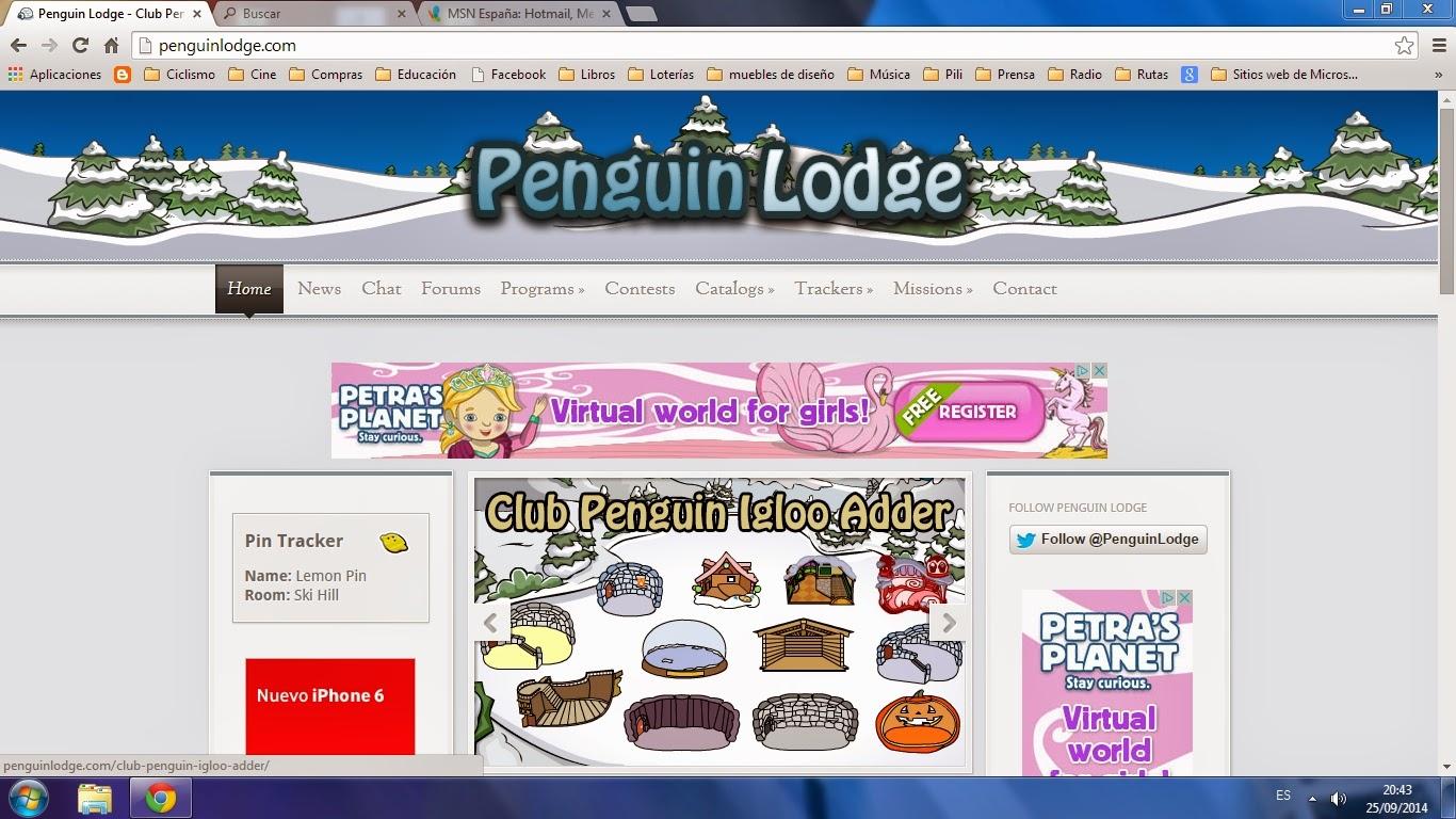 Ruxiun Y Sus Amigos # Penguin Lodge Muebles