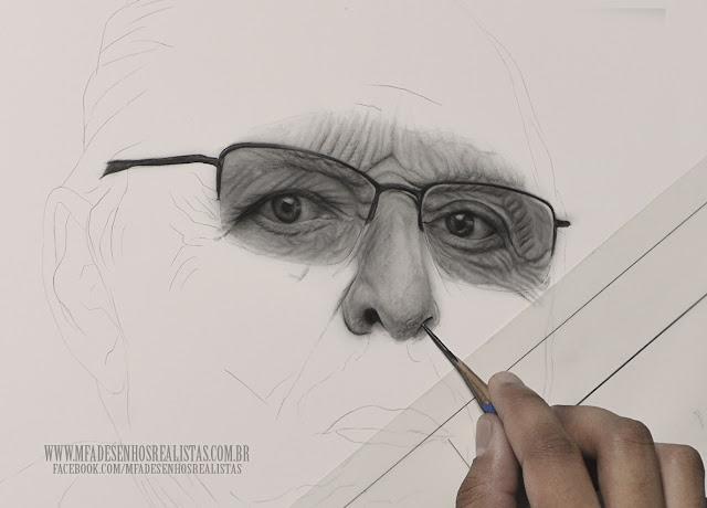 Desenho Realista - Maurício Fortunato Araújo