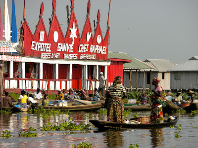 The Venice of Africa Damn Cool Pictures