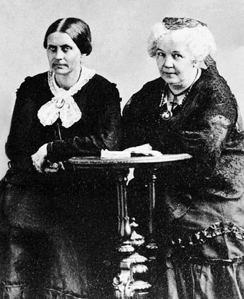 the early womens right movement warriors elizabeth cady stanton lucy stone and susan b anthony The selected papers of elizabeth cady stanton and  the selected papers of elizabeth cady stanton and susan b anthony:  discussed women's right of suffrage.