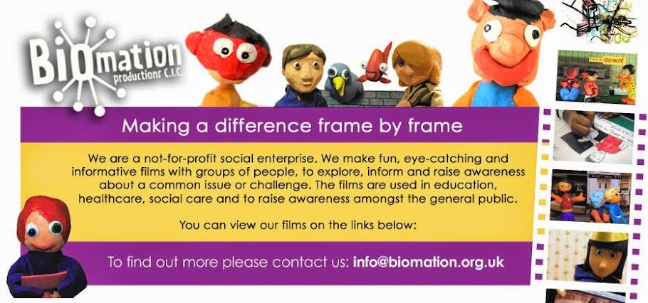 Biomation Productions C.I.C. | York and Yorkshire Animation company