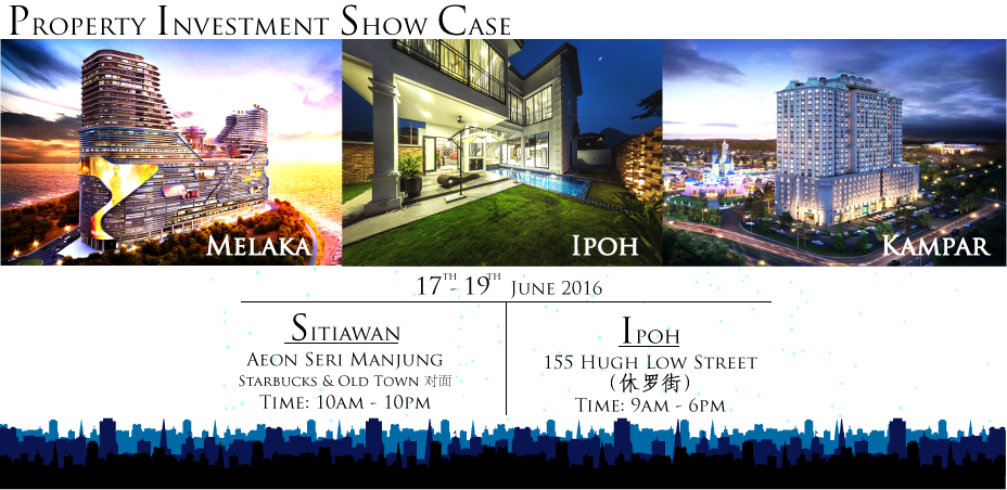 Ipoh Properties Agent| Ipoh House, Shop, Land, Factory For Sale