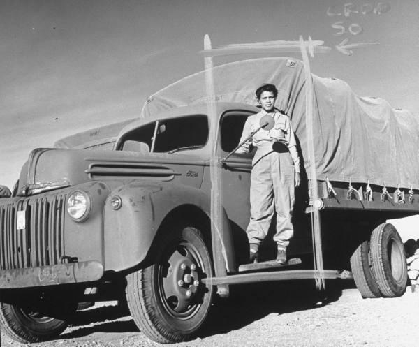 African American Women Truck Drivers