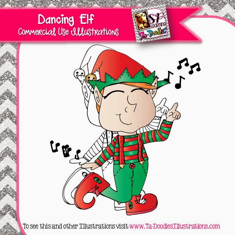 http://www.teacherspayteachers.com/Product/Dancing-Elf-FREEBIE-1610326