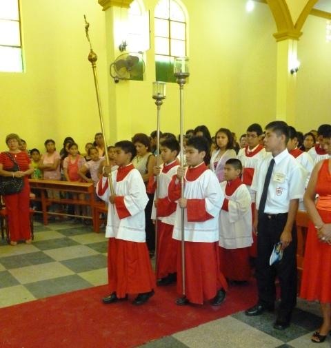 directorio nacional parroquia: