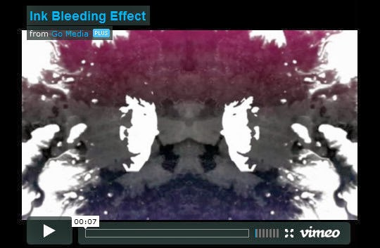 Ink Bleeding Effect in After Effects