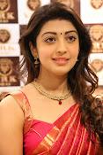 Pranitha glamorous photos at VRK Silks-thumbnail-20