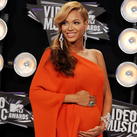Beyonce Pregnant MTV Video Music Awards Surprise Revealed