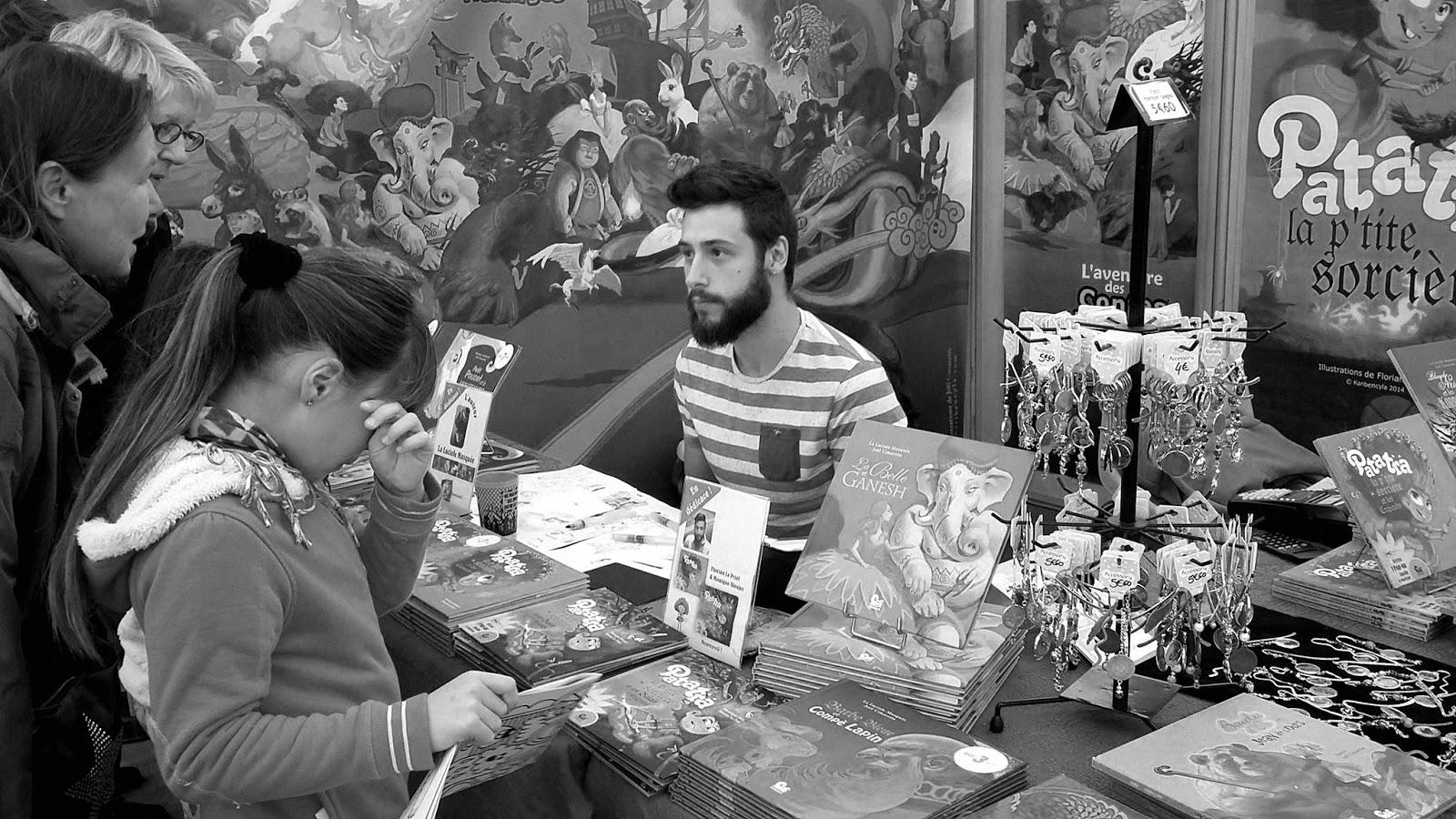 P cheur de r ve salon du livre le mans 2015 - Salon du livre le mans ...