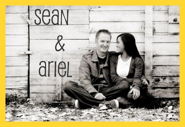 Sean and Ariel