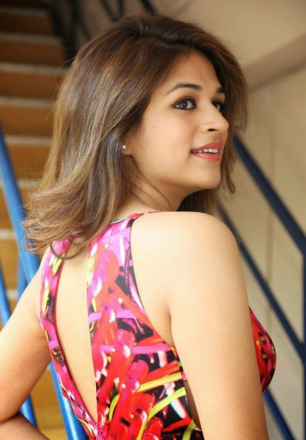 Shraddha Das at Rey Movie Interview Stills