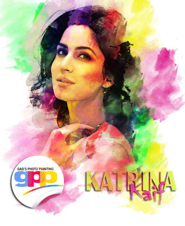 Katrina Kaif In Gpp Photoshop