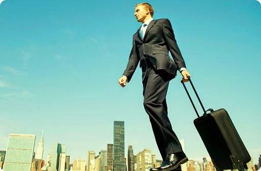 Tips menikmati perjalanan dinas luar kota